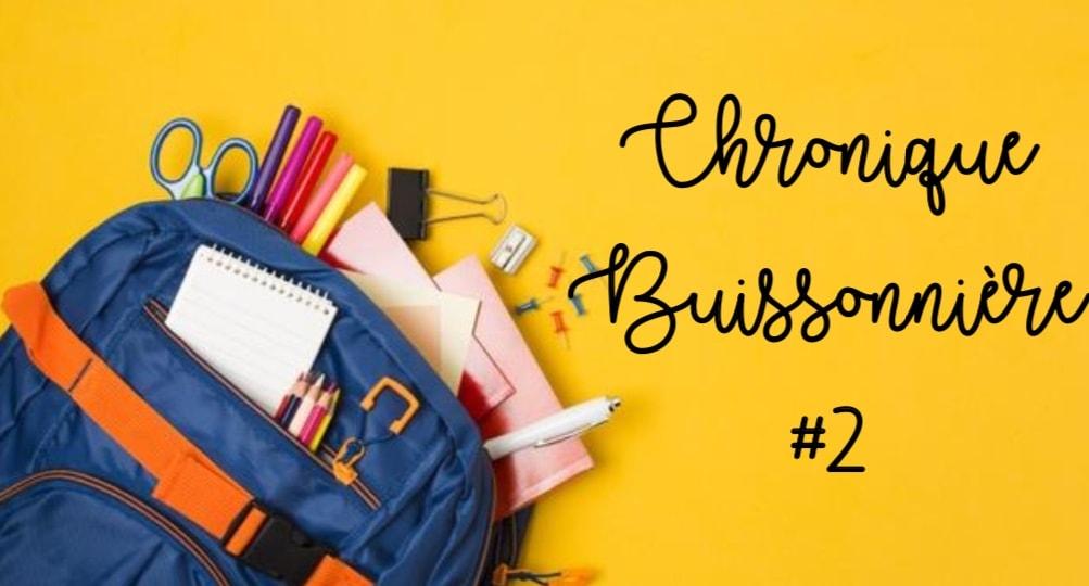 Chronique Buissonnière #2 : Le BON moment des devoirs !