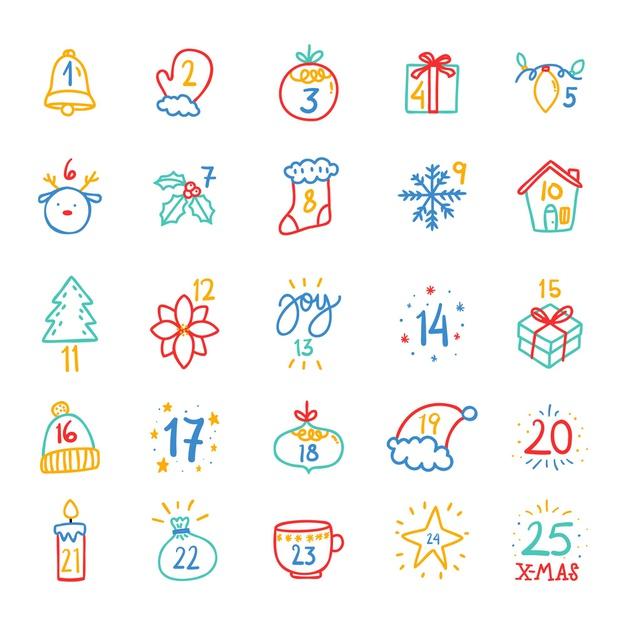 Calendrier de l'Avent 2019 : Des moments partagés, du lien et de l'apaisement !