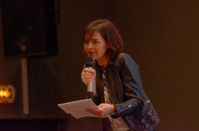 C'est dans La Montagne : Conférence de Roselyne Guilloux le 17/01/2020.